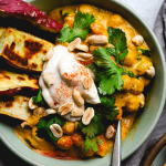 Vegan Peanut Butter Chickpea Curry