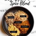 DIY Apple Pie Spice Blend