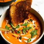 Weeknight Red Lentil Tomato Soup